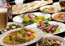 Khan kebab biryani(カーン ケバブ ビリヤニ)