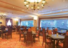 ホテル日航プリンセス京都 カフェ&ダイニング「アンバーコート」