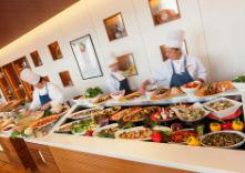 シェラトングランドホテル広島 ブッフェレストラン「ブリッジ」