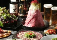 炭火焼肉 にくなべ屋 神戸びいどろ大井町店