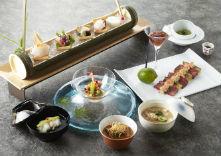 シェラトングランドホテル広島 日本食「雅庭」