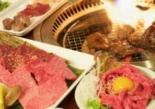 炭火焼肉新日本