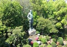 西郷隆盛銅像展望ホール K10カフェ