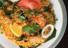 Sahifa Kebab Biryani(サイーファ ケバブ ビリヤニ)