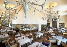 セント レジス ホテル 大阪 イタリア料理「ラ ベデュータ」