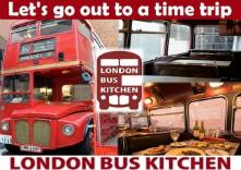 ロンドンバスキッチン