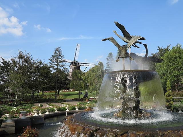 アスレチックに水遊び!「ふなばしアンデルセン公園」を楽しんできた
