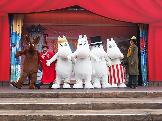 ムーミンのテーマパーク!埼玉「ムーミンバレーパーク」の